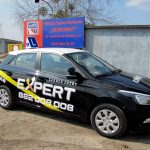 Udział firm taksówkowych w transporcie osób